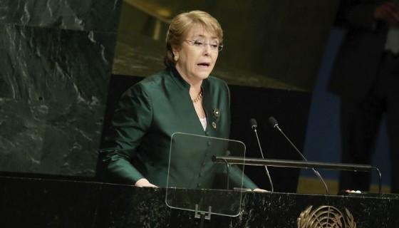 Chile, Michelle Bachelet