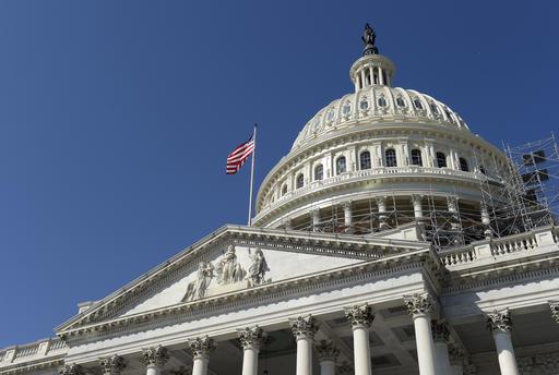 Congreso de los Estados Unidos, Capitolio, Ortega