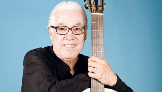 Luis Enrique Mejía Godoy, cantautor nicaragüense. LA PRENSA.