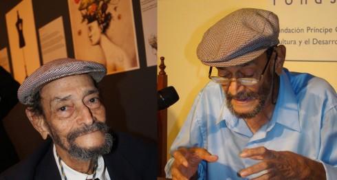 Poeta Fernando Silva / LAPRENSA/ARNULFOAGÜERO