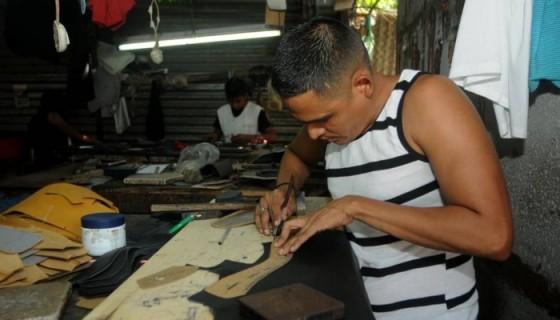 mipymes, Ministerio de Educación, Nicaragua, zapateros, zapato, calzado