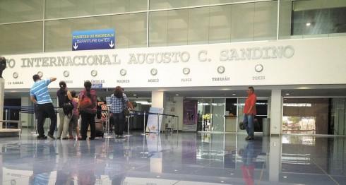 extranjeros, fiebre amarilla, Nicaragua