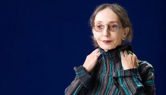 Joyce Carol Oates. Fotografía de Murdo MacLeod