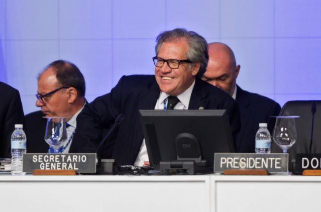 Almagro, elecciones, Luis Almagro, OEA, Elecciones en Nicaragua,