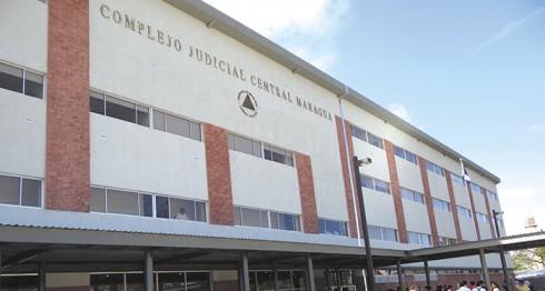 PGR, Juzgados de Managua, jueces