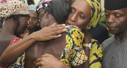 Boko Haram, Chibok, Nigeria, niñas secuestradas