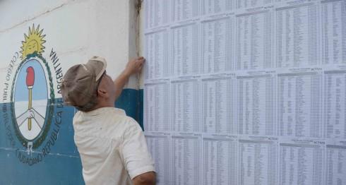 CSE, padrón electoral, verificación ciudadana