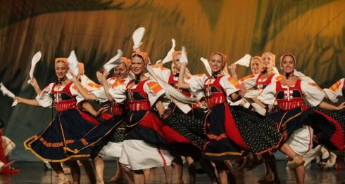 Ballet Folklórico Lúčnica