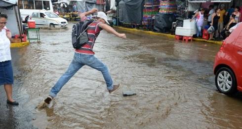 agua, lluvia