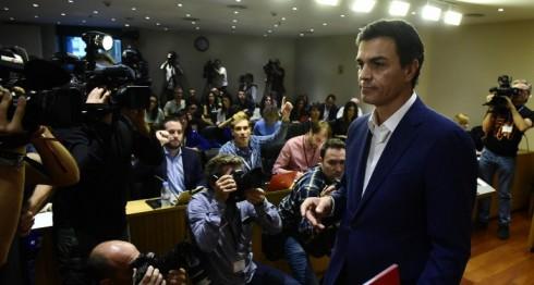Pedro Sánchez, España, PSOE, exlider socialista