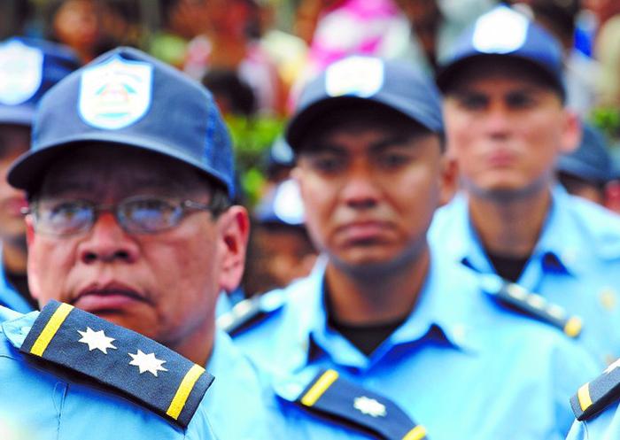 b1860e2cc Así vive un policía en Nicaragua