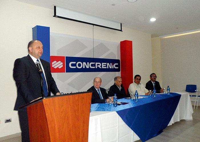 Concrenic ya abrió sus operaciones comerciales en el país. LA PRENSA/GERARDO BRAVO
