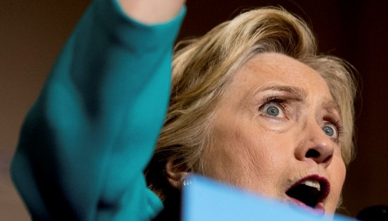Hillary Clinton. LA PRENSA/AP Photo/Andrew Harnik.