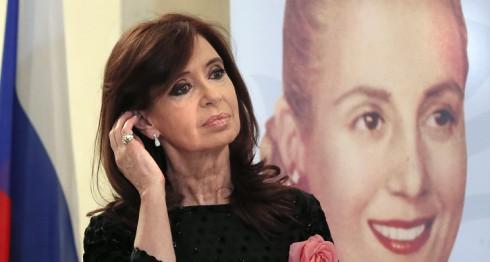 Cristina Fernández, Argentina