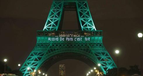 fotos, Acuerdo de París