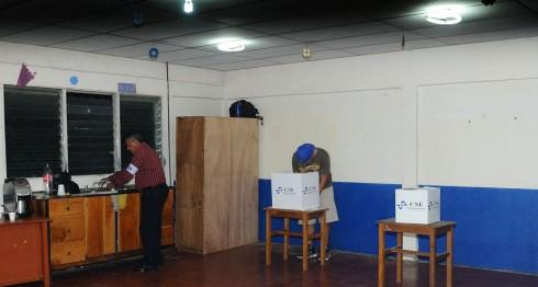 ley electoral, Consejo Supremo Electoral