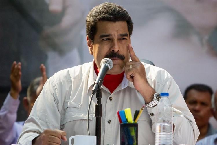 juicio político a Maduro