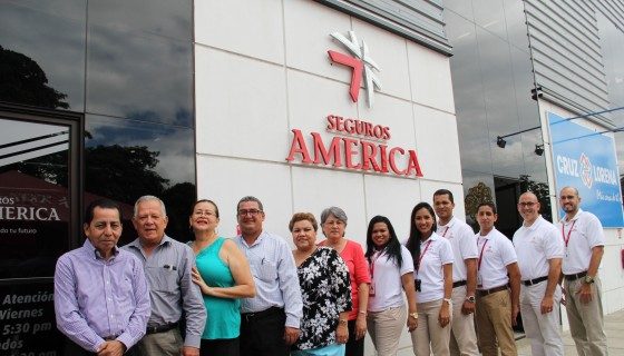 Seguros América, Sucursal, Uniplaza Veracruz