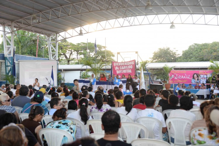 Consulta, Cabildos en Managua