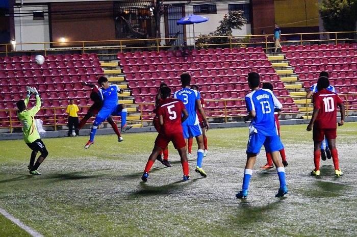 Selección de Futbol Sub-17