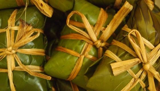 nacatamal, nacatamales, nicaragua, receta de nacatamal