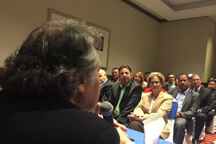 Almagro, Luis Almagro, opositores, OEA, opositores nicaragüenses