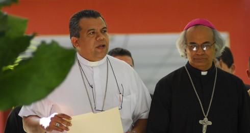 Obispo Sándigo MRS, movimiento campesino