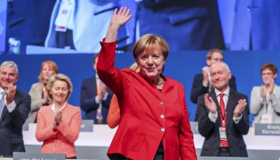 Alemania, Angela Merkel