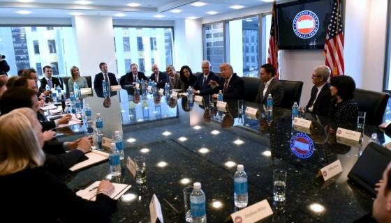 líderes tecnológicos, Donald Trump, tecnologia