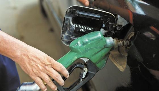 Los combustibles han aumentado de precio durante las primeras semanas de 2018. LA PRENSA/ ARCHIVO