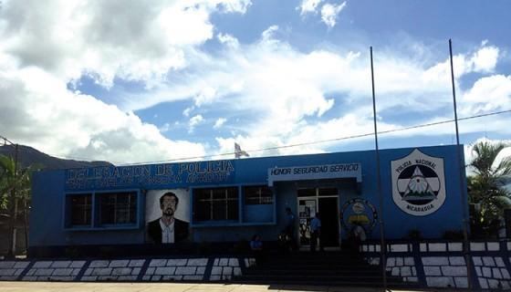 La delegación policial de Matagalpa no ha brindado más detalles de los muertos por arma blanca en las fiestas de fin de año. LAPRENSA/ LUIS EDUARDO MARTÍNEZ