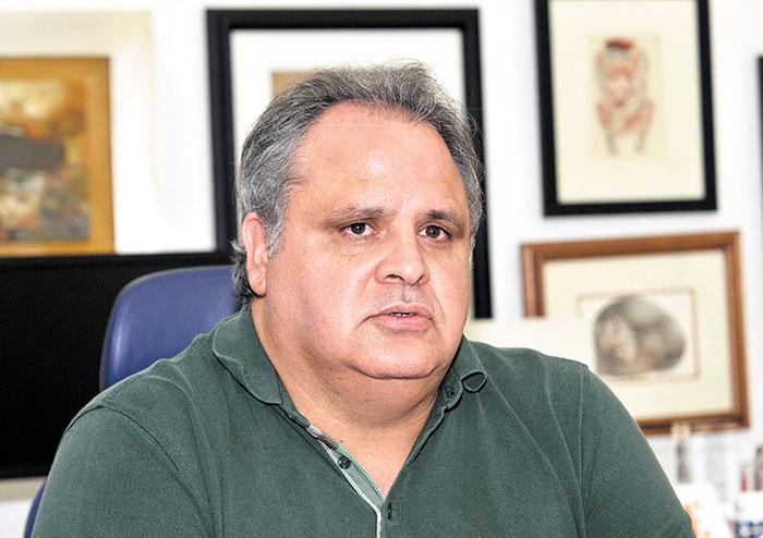 César Zamora, presidente de la Cámara Nicaragüense de la Energía. LAPRENSA/ ARCHIVO