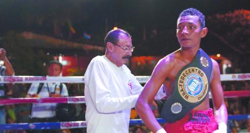 Pinolero Boxing