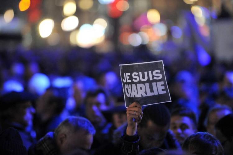 Francia, Charlie Hebdo