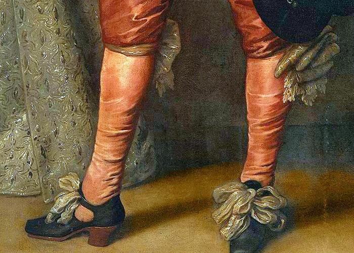 Los tacones fueron hechos para los hombres.