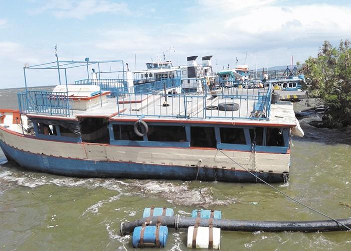 transporte acuático