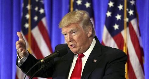 Donald Trump, Trump