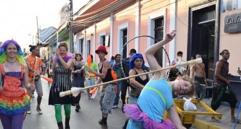 Más de 150 artistas de Centroamérica, Europa y América Latina asistirán al Octavo Festival Internacional de Arte Callejero El Berrinche Ambiental. LAPRENSA/CORTESÍA