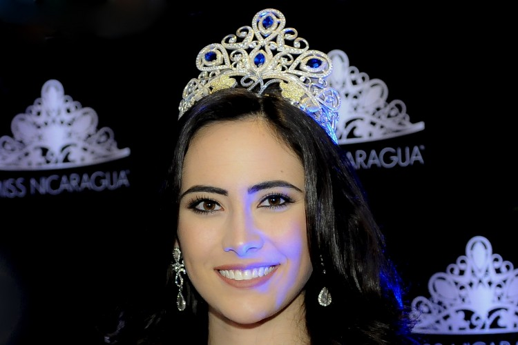 Marina Jacoby Wins Miss Nicaragua 2016: Marina Jacoby Y Sus Fotos En Miss Universo 2016