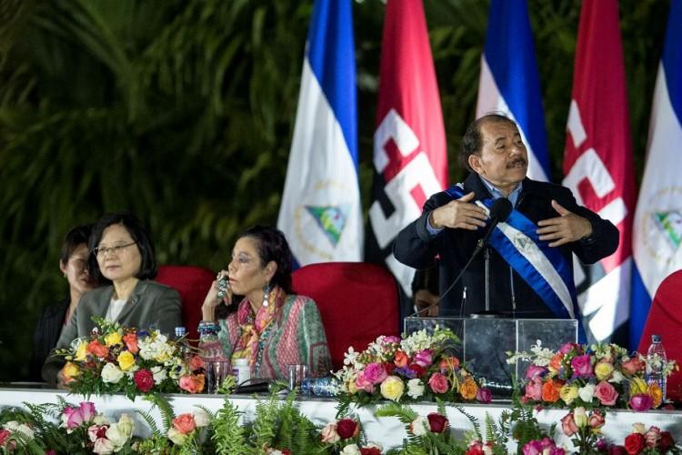 toma de posesión, Daniel Ortega y Rosario Murillo, dinastía orteguista, Nicaragua