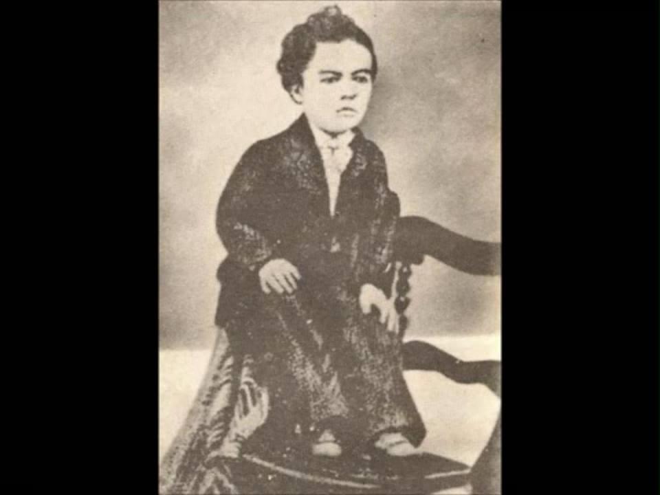 Rubén Darío a los 4 años. LA PRENSA/ARCHIVO