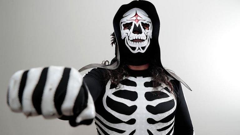 Fallece La Parka, ídolo de la lucha libre mexicana
