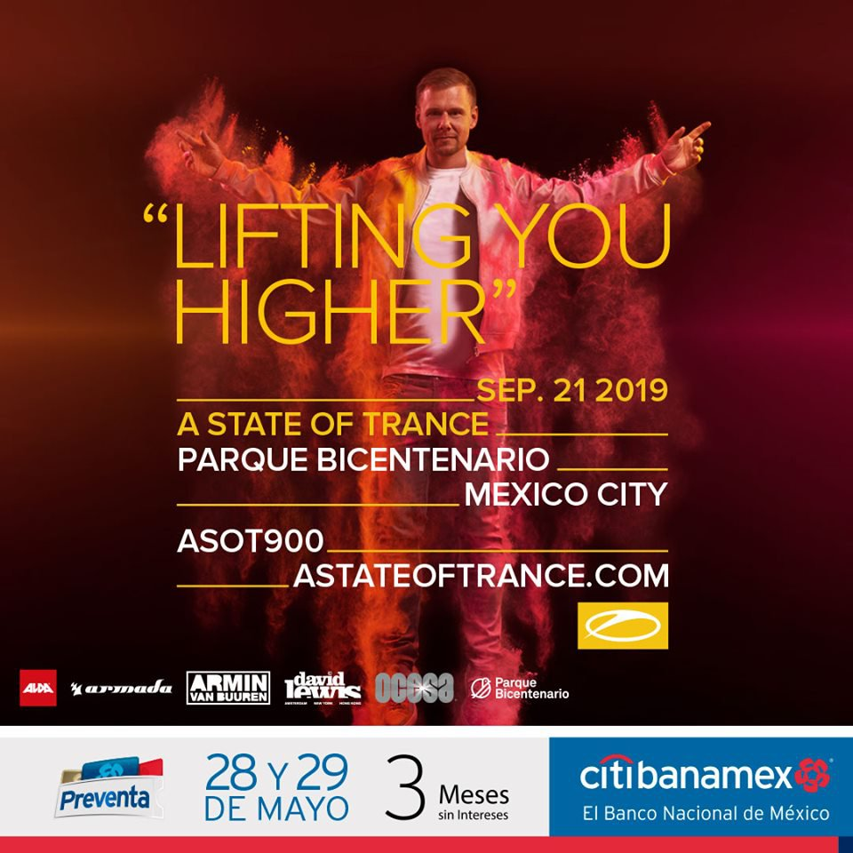 ASOT CDMX 2019 Armin Van Buuren