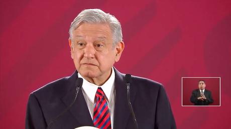Andrés López obrador 25 de julio 2019 Conferencia mañanera