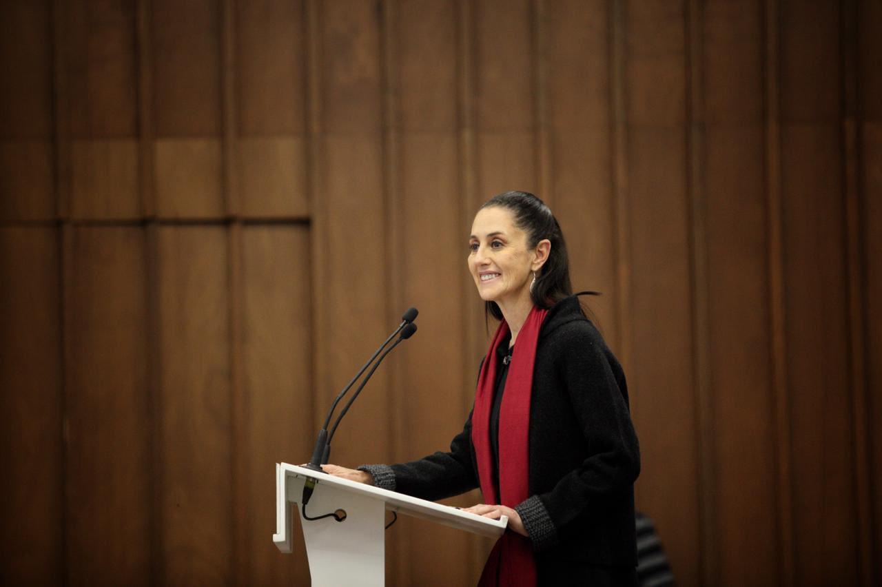 Sheinbaum respalda que encuesta defina a candidato presidencial de Morena