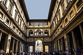 Galería de los Uffizi, Florencia.jpg