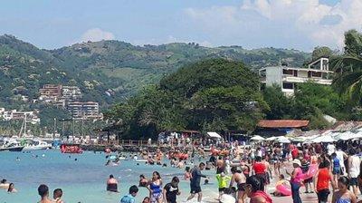 Acapulco presenta un alto índice de turistas - La Saga by Adela Micha