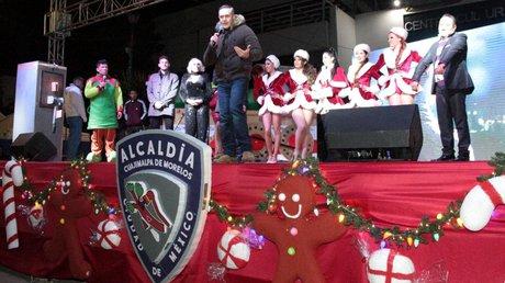 Alcalde Cuajimalpa