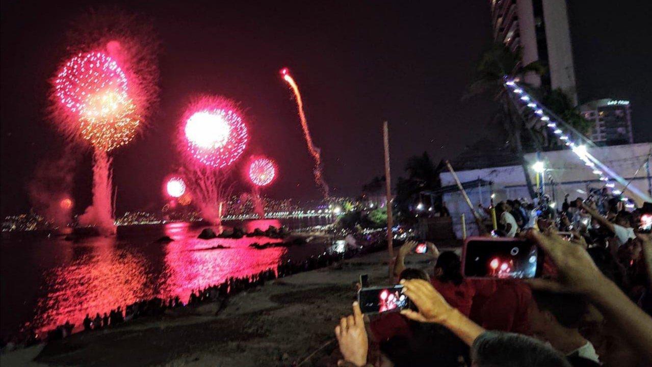 Año nuevo Guerrero