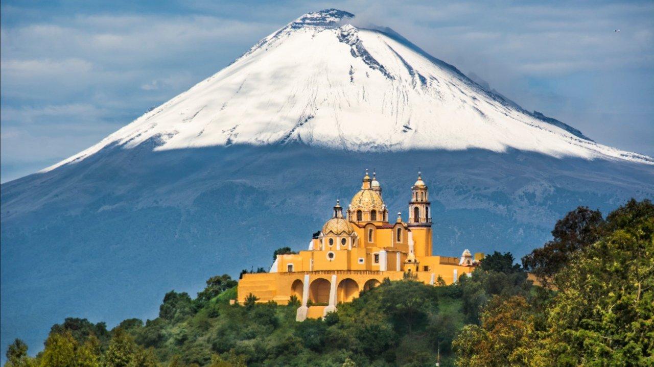 Puebla turismo